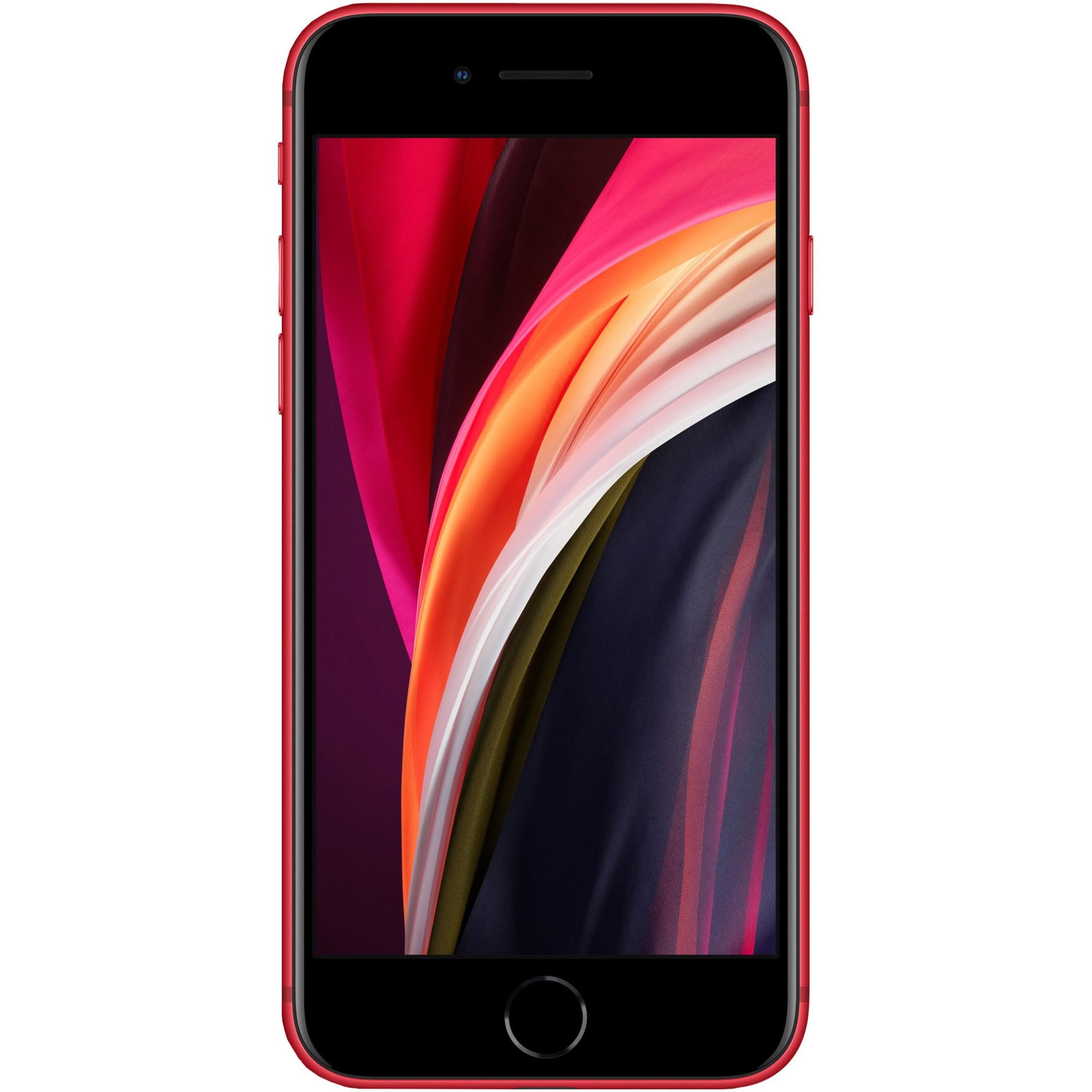 Fotografie Telefon mobil Apple iPhone SE 2, 64GB, 4G, Red