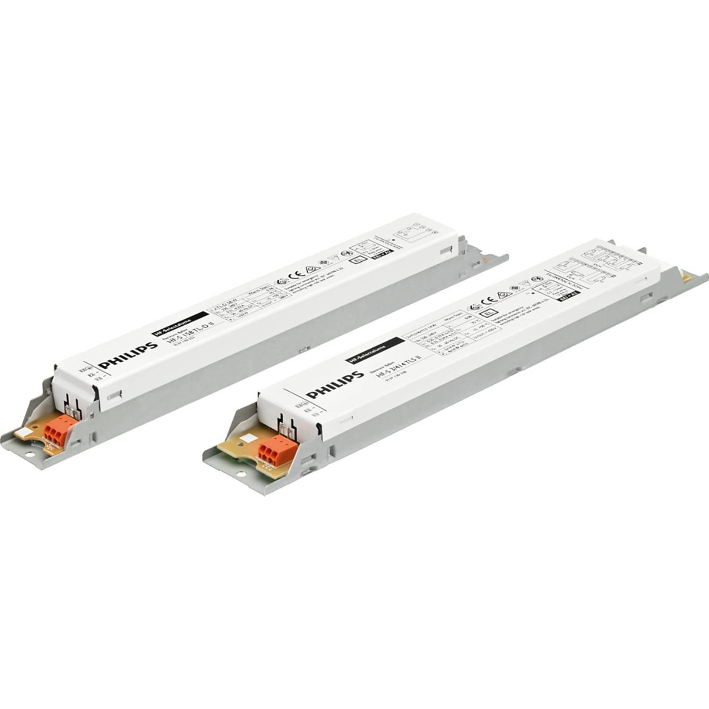 Fotografie Balast electronic (droser) Philips, repornire automata, HF-S 118/136 TL-D II, 220-240V, 50/60Hz