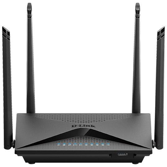 Fotografie Router D-Link DIR-853/EE AC1300 Gigabit MU-MIMO 2.4 GHz/5 GHz