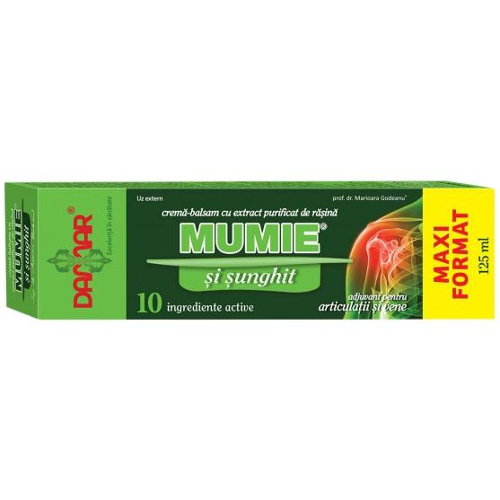 cum se folosește mumia pentru durerile articulare)