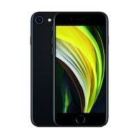 Apple iPhone SE 2020 Mobiltelefon, Kártyafüggetlen, 128 GB, LTE, Fekete
