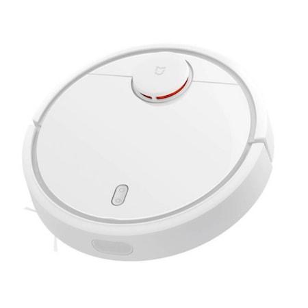 Робот прахосмукачка Xiaomi Mi Robot Vacuum Mop PRO, Прахосмукачка и моп, Функция WI-FI, LSD лазерна навигационна система, Функция Room recognition, Google Assistant&Alexa