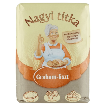 Nagyi titka Graham-liszt, 1 kg