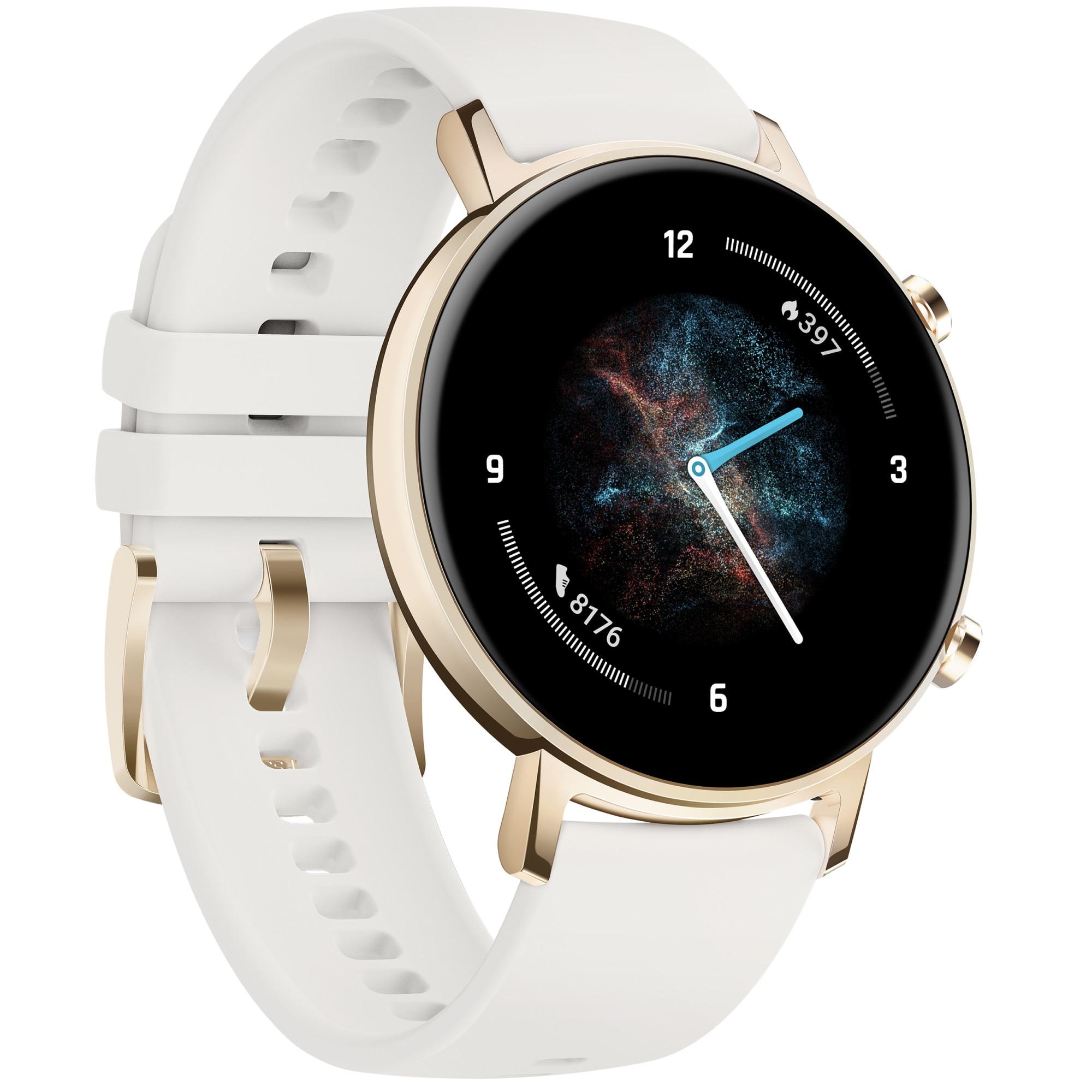 Fotografie Smartwatch Huawei Watch GT 2, 42mm, Champagne Gold