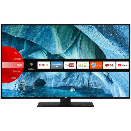 Televizor JVC LT-43VU63M, 109 cm, Smart, 4K Ultra HD, LED, Clasa A+