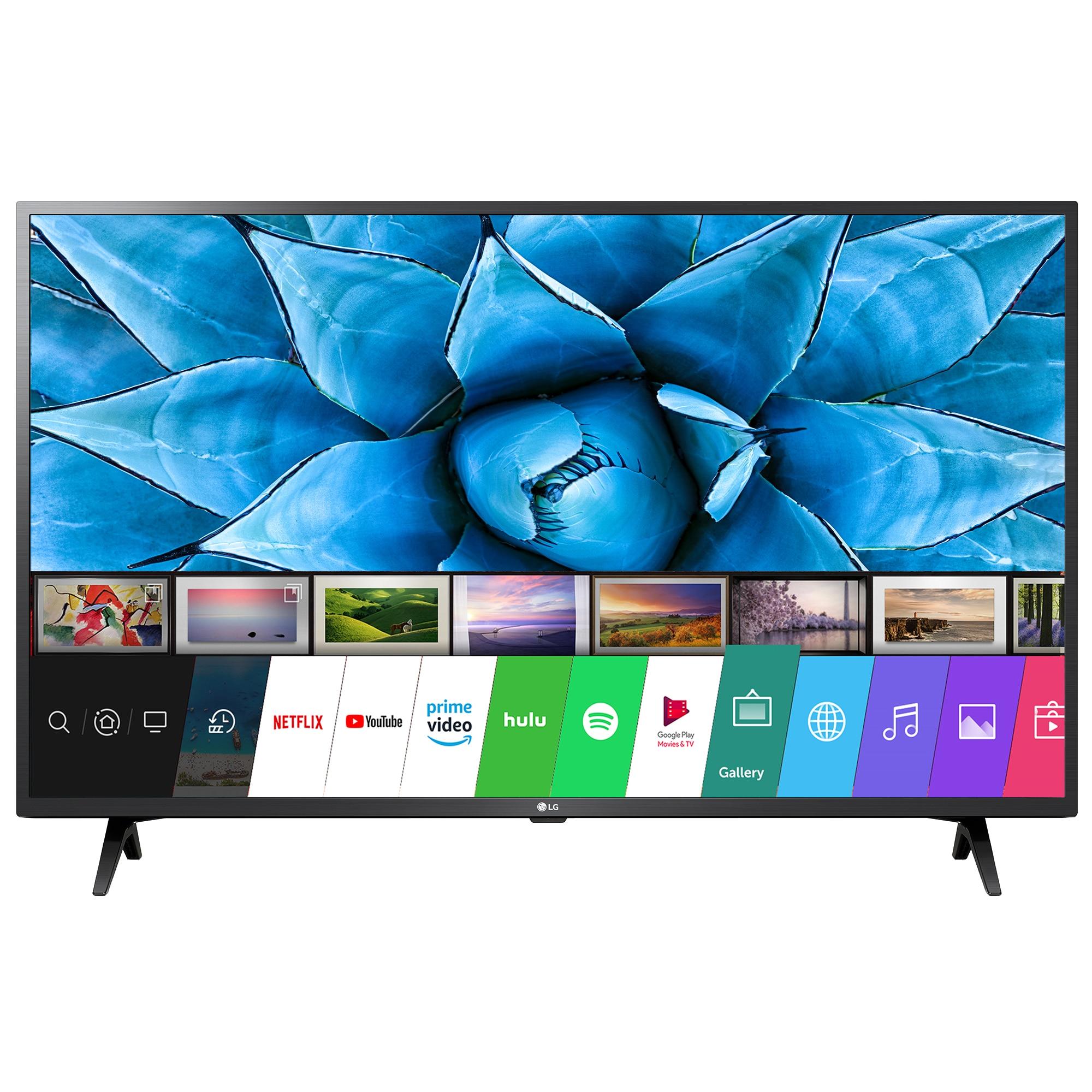 Fotografie Televizor LG 43UN73003LC, 108 cm, Smart, 4K Ultra HD, LED, Clasa G