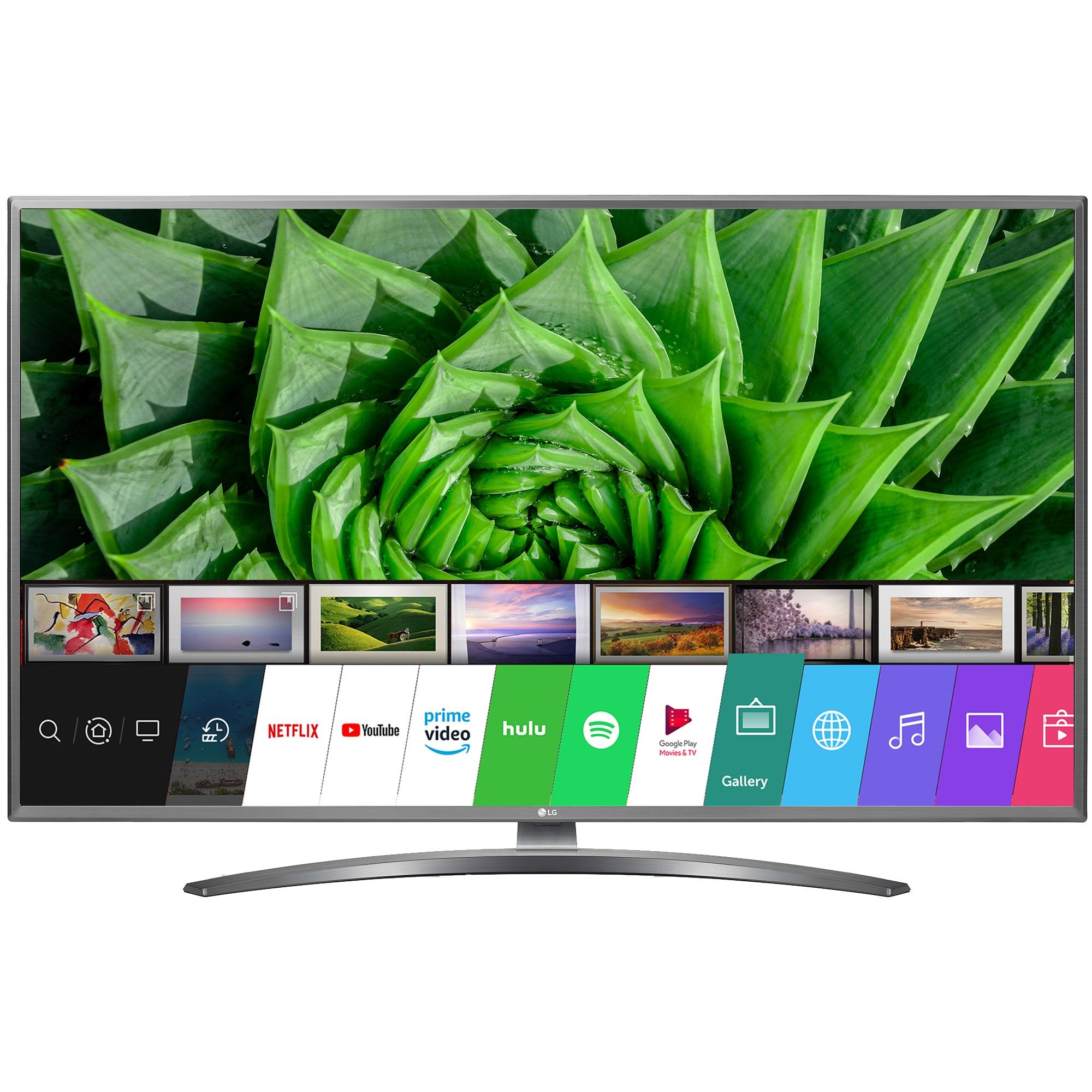 Fotografie Televizor LG 43UN81003LB, 108 cm, Smart, 4K Ultra HD, LED, Clasa A