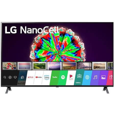 LG 65NANO803NA NanoCell Smart LED Televízió, 165 cm, 4K Ultra HD, HDR, webOS ThinQ AI