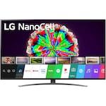 LG 65NANO813NA NanoCell Smart LED Televízió, 165 cm, 4K Ultra HD, HDR, webOS ThinQ AI