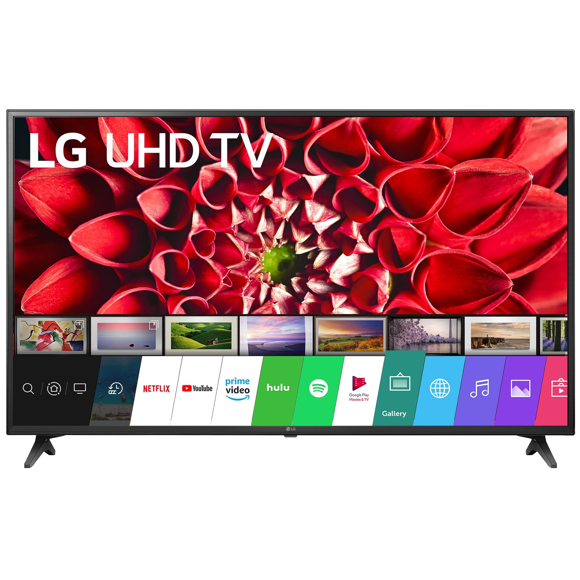 Fotografie Televizor LG 49UN71003LB, 123 cm, Smart, 4K Ultra HD, LED, Clasa F