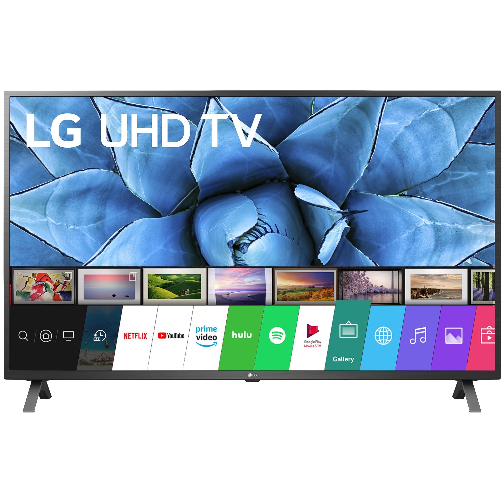 Fotografie Televizor LG 55UN73003LA, 139 cm, Smart, 4K Ultra HD, LED, Clasa A