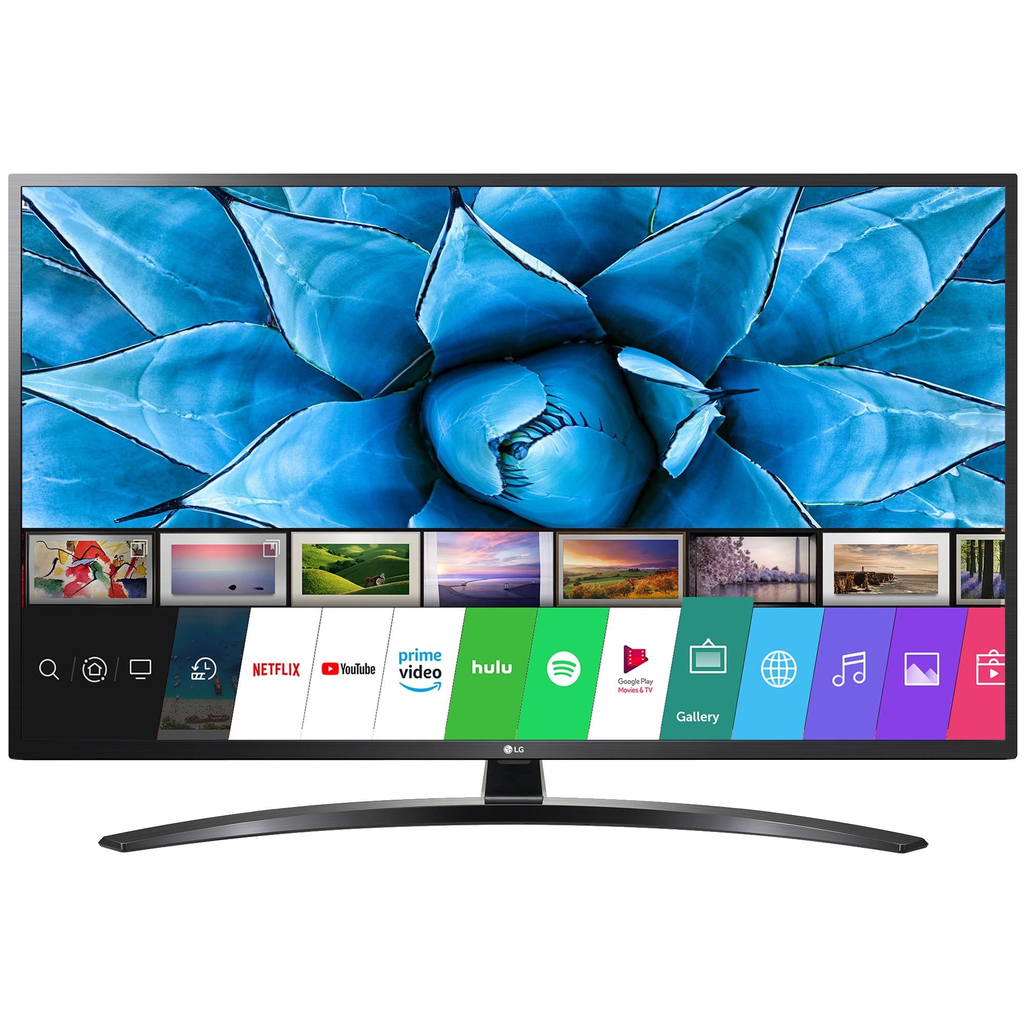 Fotografie Televizor LG 43UN74003LB, 108 cm, Smart, 4K Ultra HD, LED, Clasa A
