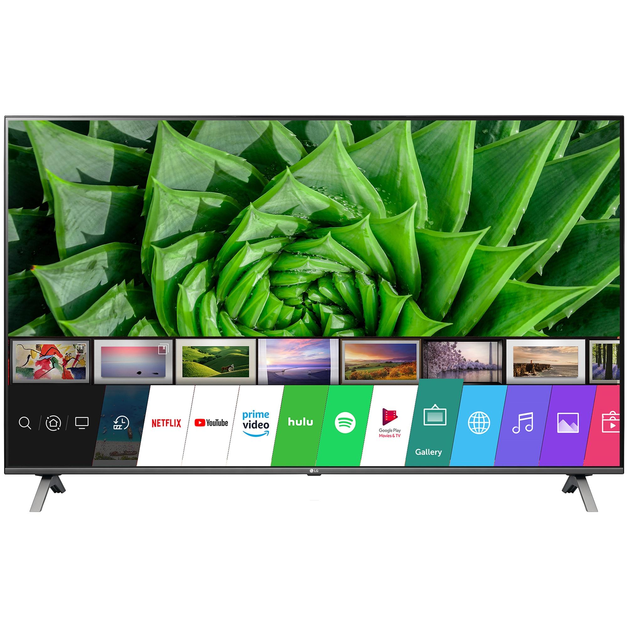 Fotografie Televizor LG 55UN80003LA, 139 cm, Smart, 4K Ultra HD, LED, Clasa A