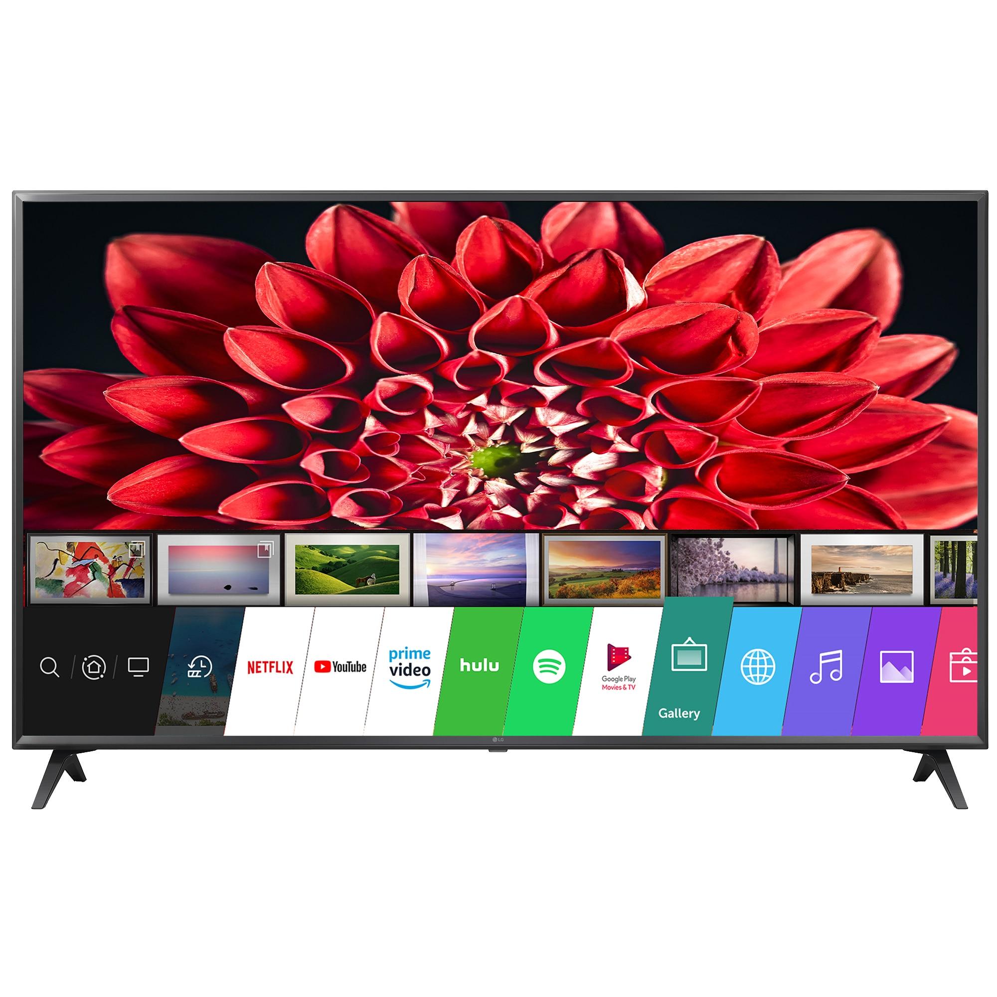Fotografie Televizor LG 65UN71003LB, 164 cm, Smart, 4K Ultra HD, LED, Clasa G