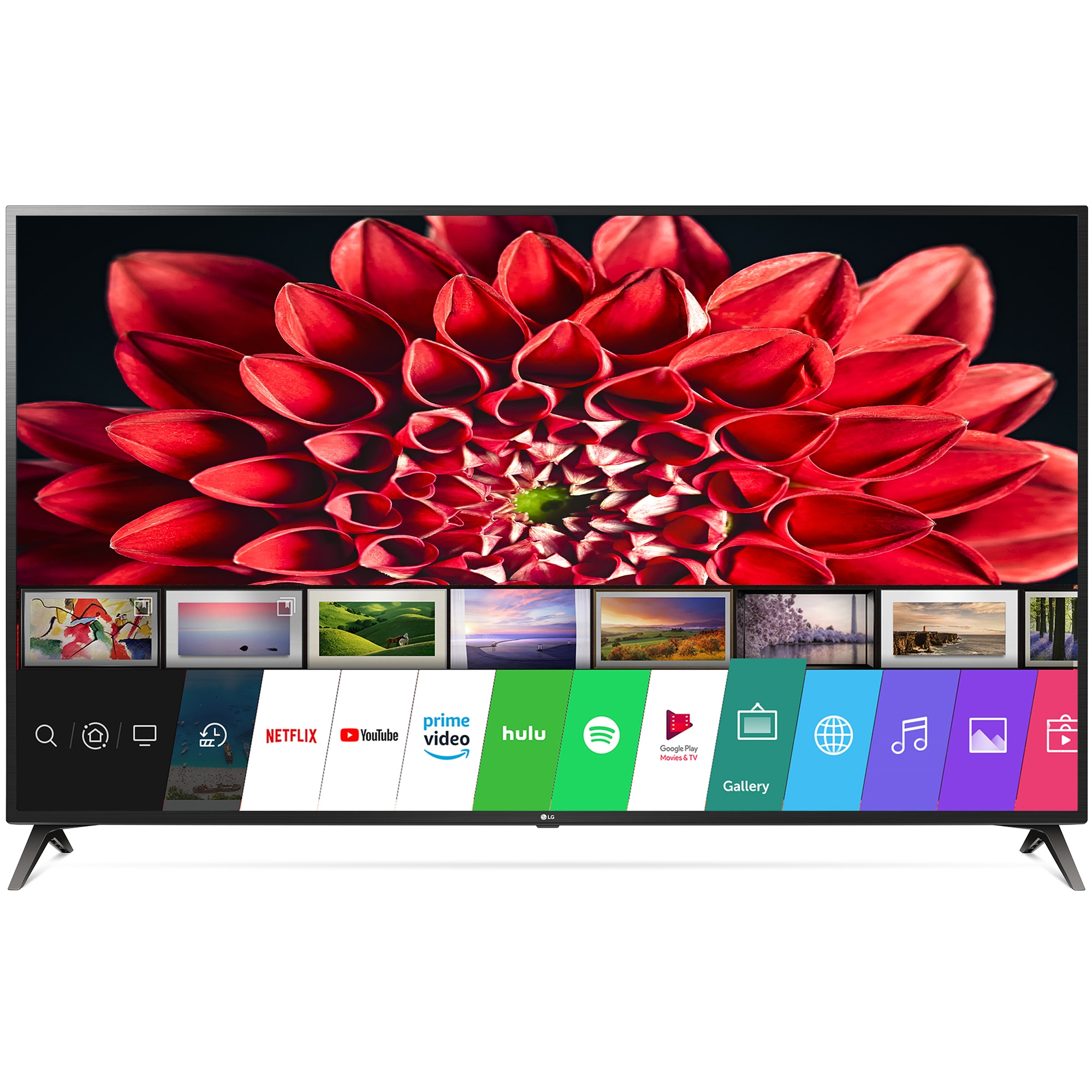 Fotografie Televizor LG 75UN71003LC, 189 cm, Smart, 4K Ultra HD, LED, Clasa G