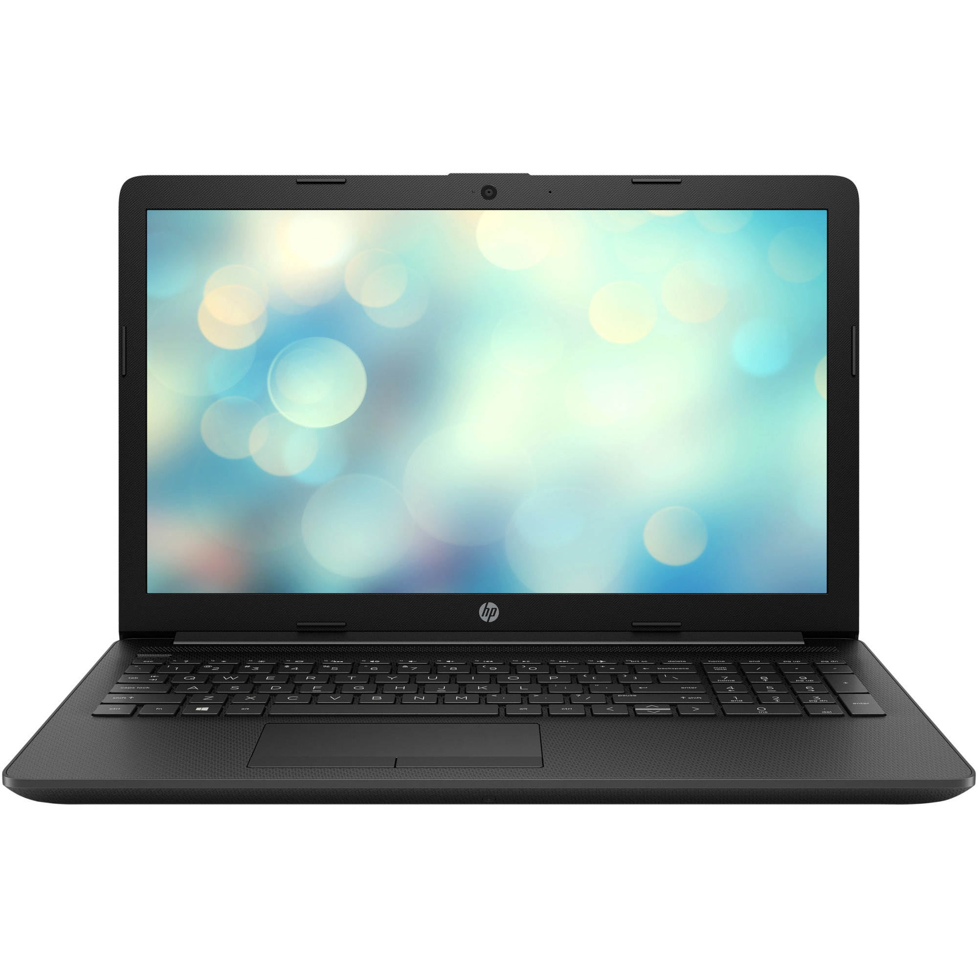 "Fotografie Laptop HP 15-db1200ny cu procesor AMD Ryzen™ 7 3700U pana la 4.00 GHz, 15.6"", Full HD, 8GB, 1TB HDD, DVD-RW Radeon™ Vega 10, Free DOS, Black"