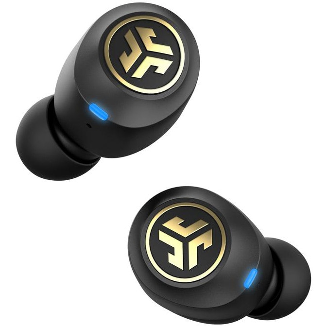 Fotografie Casti Audio In Ear JLAB Air Icon, True Wireless, Bluetooth, Microfon, Autonomie 6 ore, Negru