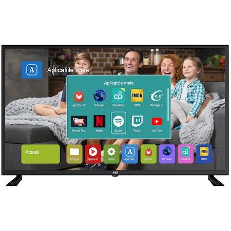 Televizor Nei 39NE4505, 98cm, Smart, HD, LED, Clasa A+
