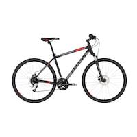 KELLYS Cliff 90 férfi cross kerékpár - fekete/piros - L (2020)