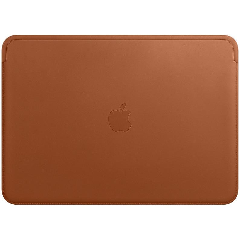 """Fotografie Husa Apple pentru MacBook Pro, 13"""", Saddle Brown"""