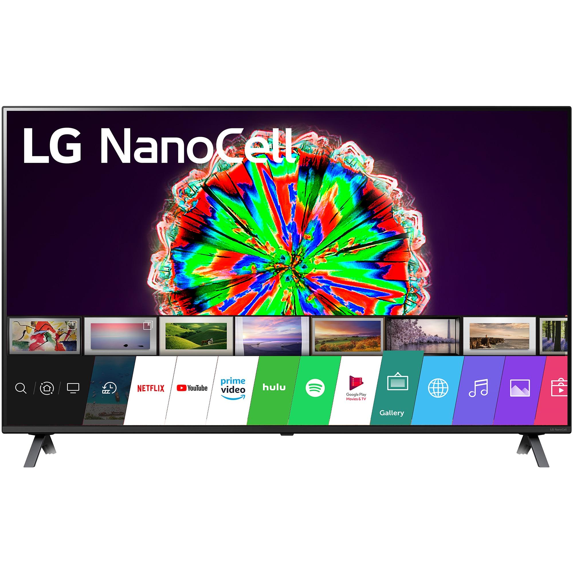 Fotografie Televizor LG 55SM8050, 139 cm, Smart, 4K UHD, LED