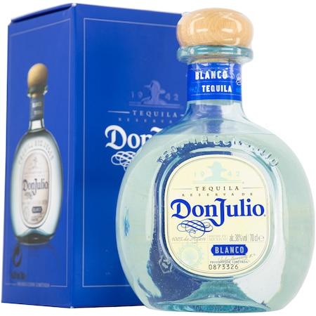 Tequila Don Julio Blanco, 38%, 0.7l