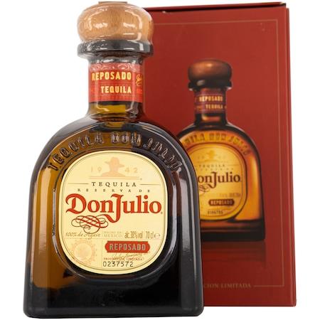 Tequila Don Julio Reposado, 38%, 0.7l