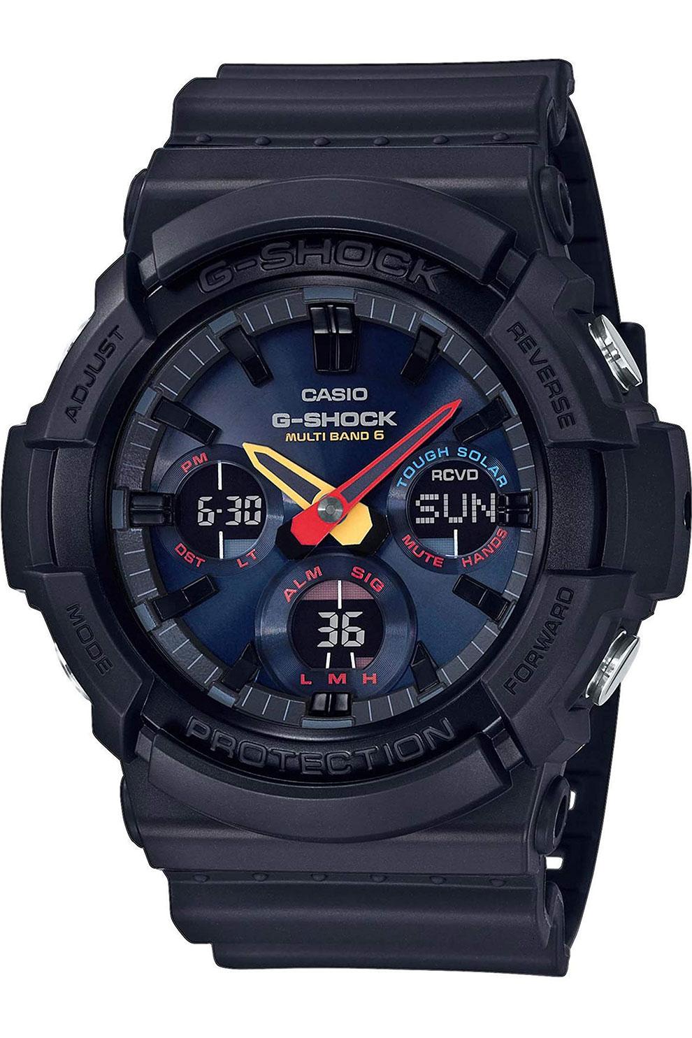 Casio, G-Shock chrono karóra, Sötétkék chCHFr