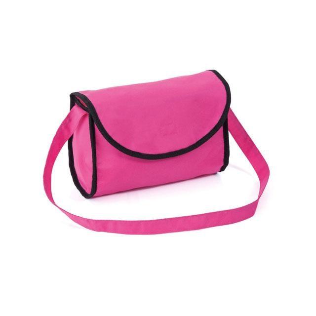 Reig 6136296 City Star pink babakocsi kivehető mózeskosárral és állítható fogóval 72x37x65cm Fbe0uG