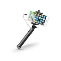 Blun Selfie Holder szelfi bot exponáló gombbal, Lightning csatlakozóval - fekete