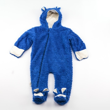 Бебешки гащеризон Lotties, Син, 0 - 3 месеца