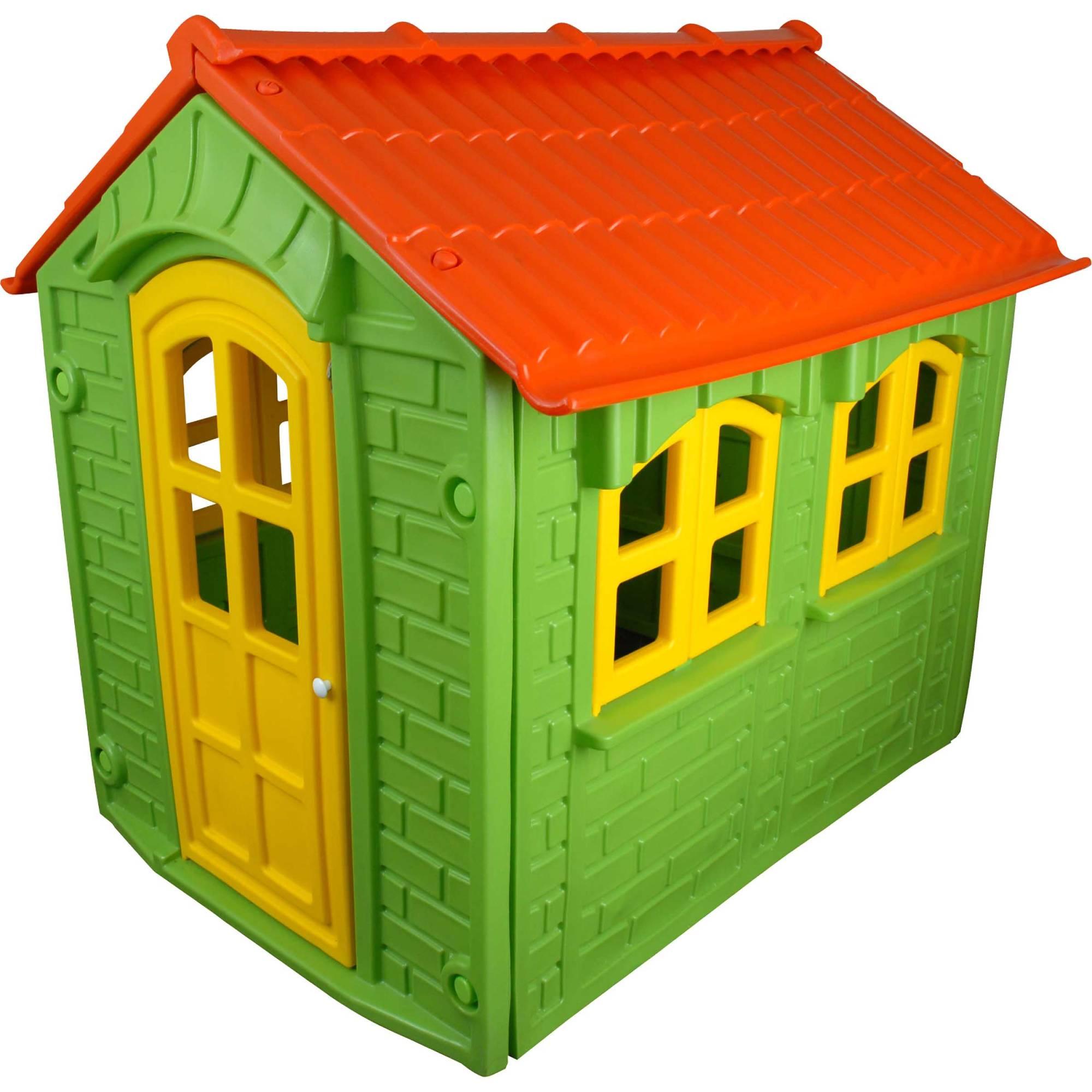 Fotografie Casuta pentru copii Pilsan - My home, Verde