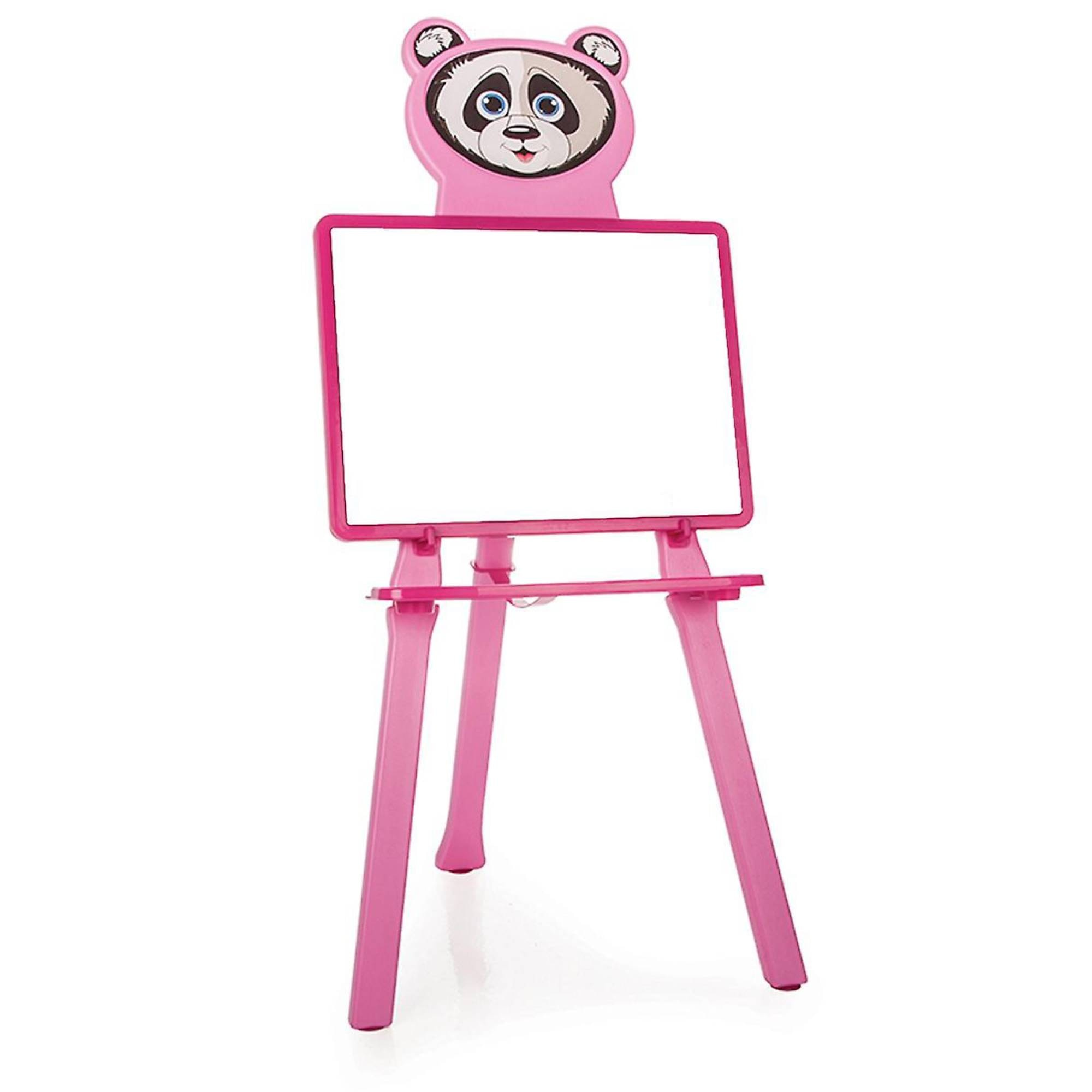 Fotografie Tablita pentru desen Pilsan - Panda, roz
