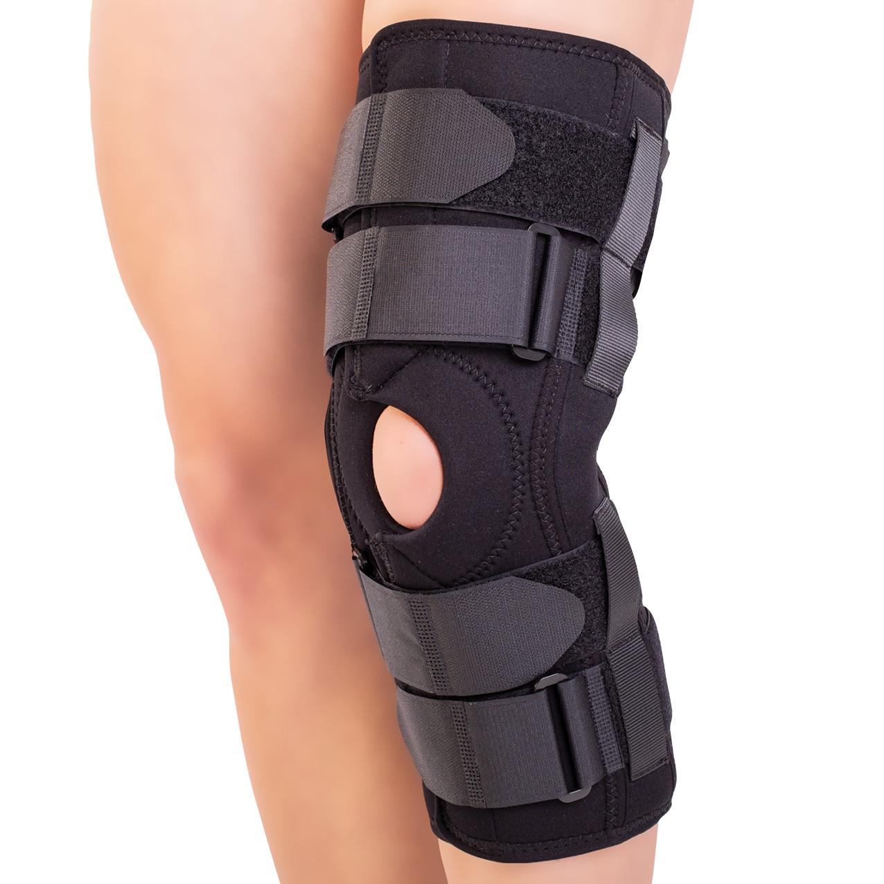 Varice sub genunchi în spatele bandajului