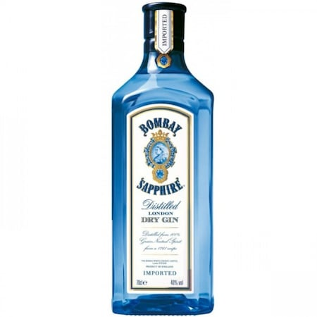 Gin Bombay Sapphire, 40%, 0.7l