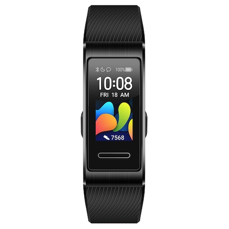 Bratara fitness Huawei Band 4 Pro, Sport Band, Graphite Black