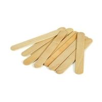 Set 50 buc Spatule lemn mari pentru epilarea cu ceara la cutie sau aplicarea parafinei