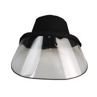 Arcvédő-ernyős kalap