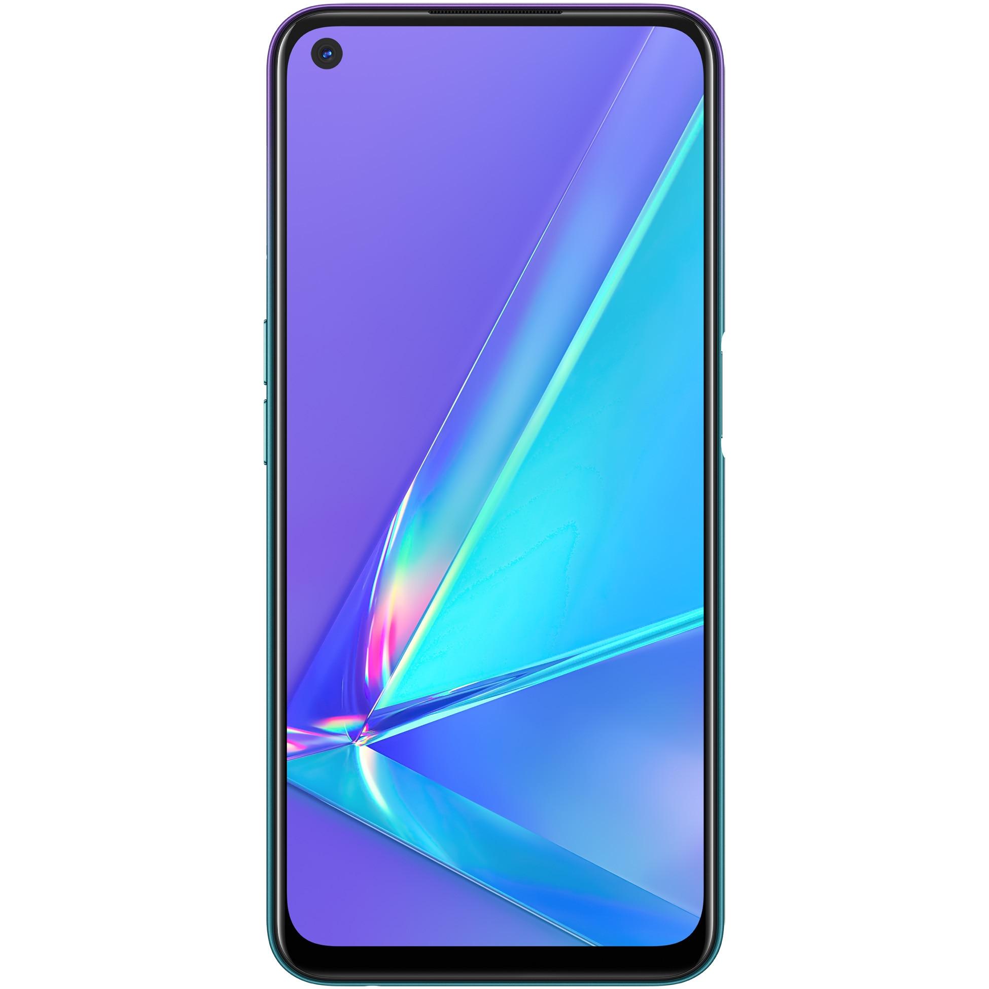 Fotografie Telefon mobil OPPO A72, Dual SIM, 128GB, 4G, Purple