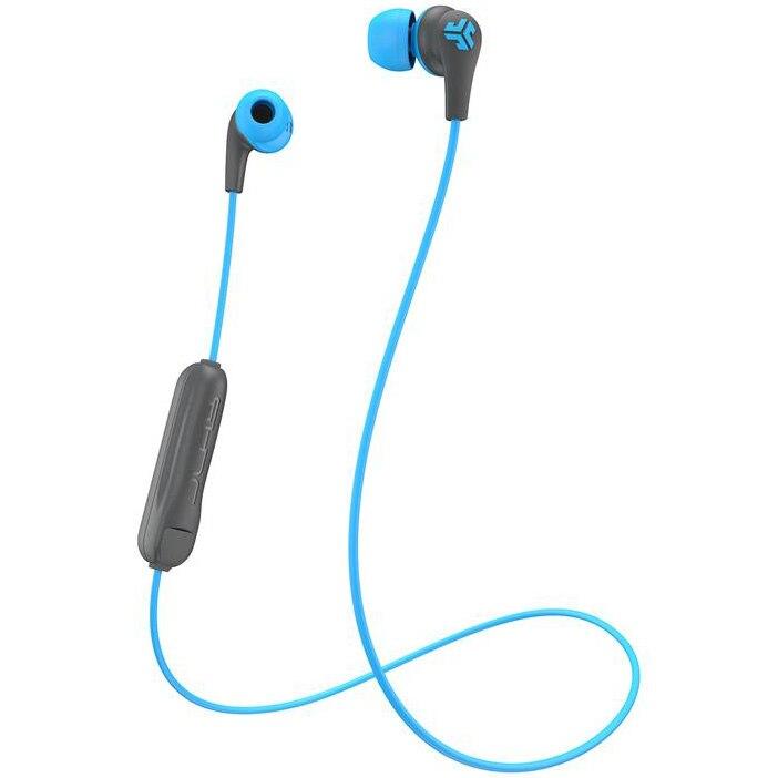 Fotografie Casti Audio In Ear JLAB JBUDS Pro Signature, Wireless, Bluetooth, Microfon, Autonomie 10 ore, Albastru