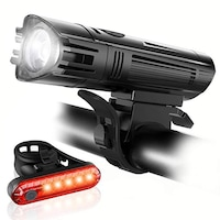 set lumini led bicicleta