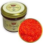 Червен Хайвер Whole Caviar Fit Caviar, Деликатес, 100% натурален продукт, произведен в България, 110 g