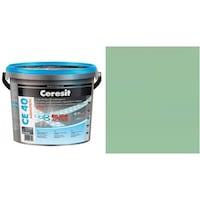 Фугираща смес Ceresit CE40, 2кг, Киви, Аквастатичен ефект, Вътрешно и външно приложение, За стени, Подове, Фаянс, Плочи, Мозайки