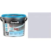 Фугираща смес Ceresit CE40, 2кг, Крокус, Аквастатичен ефект, Вътрешно и външно приложение, За стени, Подове, Фаянс, Плочи, Мозайки