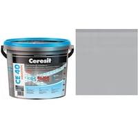 Фугираща смес Ceresit CE40, 2кг, Манхатън, Аквастатичен ефект, Вътрешно и външно приложение, За стени, Подове, Фаянс, Плочи, Мозайки