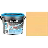 Фугираща смес Ceresit CE40, 2кг, Сахара, Аквастатичен ефект, Вътрешно и външно приложение, За стени, Подове, Фаянс, Плочи, Мозайки