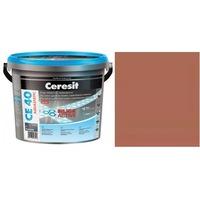 Фугираща смес Ceresit CE40, 2кг, Терра, Аквастатичен ефект, Вътрешно и външно приложение, За стени, Подове, Фаянс, Плочи, Мозайки