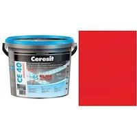 Фугираща смес Ceresit CE40, 2кг, Чили, Аквастатичен ефект, Вътрешно и външно приложение, За стени, Подове, Фаянс, Плочи, Мозайки