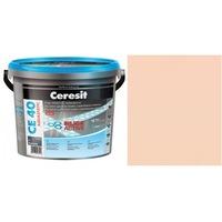 Фугираща смес Ceresit CE40, 2кг, Натура, Аквастатичен ефект, Вътрешно и външно приложение, За стени, Подове, Фаянс, Плочи, Мозайки