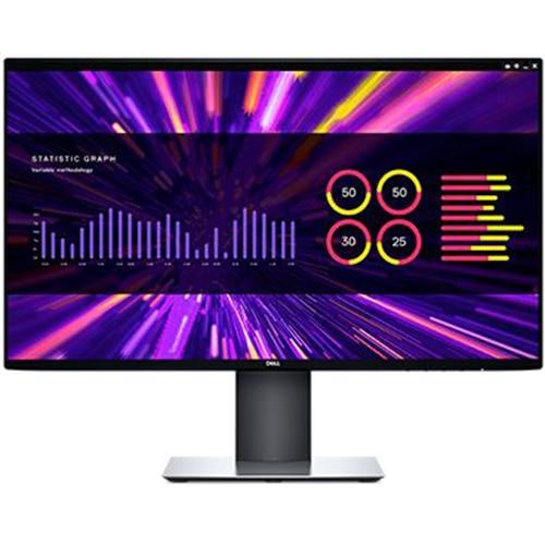 "Fotografie Monitor LED IPS Dell 24"", Full HD, DisplayPort, USB-C, RJ45, Negru, U2421HE"